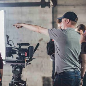Directing during Film Production
