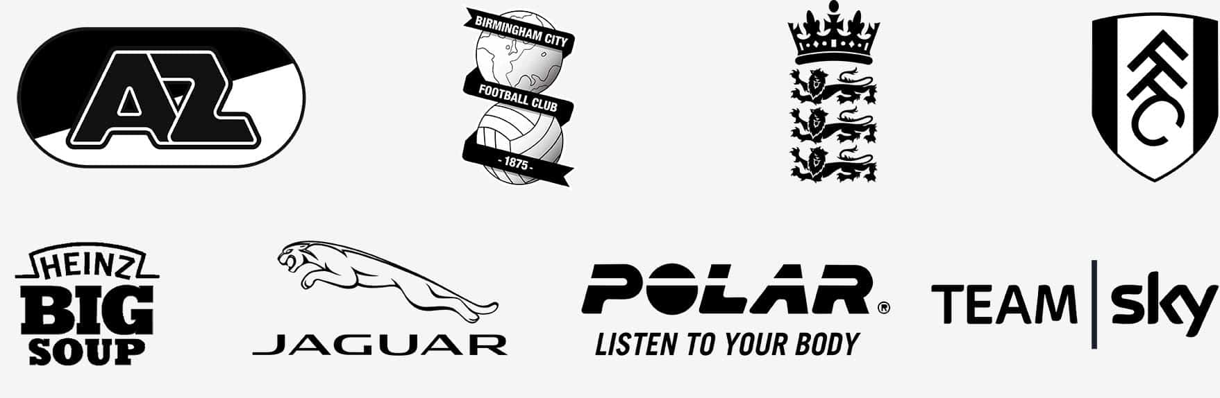 logos for sport film clients